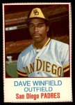 1975 Hostess #37  Dave Winfield  Front Thumbnail