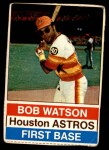 1976 Hostess #5  Bob Watson  Front Thumbnail