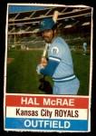 1976 Hostess #135  Hal McRae  Front Thumbnail