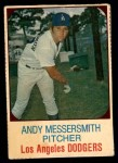 1975 Hostess #79  Andy Messersmith  Front Thumbnail