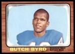 1966 Topps #20  Butch Byrd  Front Thumbnail