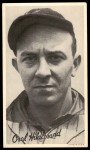 1936 Goudey Wide Pen A Oral Hildebrand   Front Thumbnail