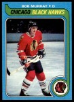 1979 Topps #55  Bob Murray  Front Thumbnail