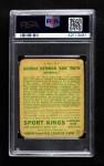 1933 Goudey Sport Kings #2  Babe Ruth   Back Thumbnail