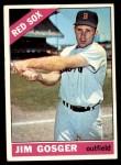 1966 Topps #114  Jim Gosger  Front Thumbnail