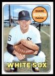 1969 Topps #222  Duane Josephson  Front Thumbnail