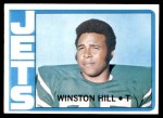 1972 Topps #295  Winston Hill  Front Thumbnail
