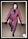 1966 Topps Batman Bat Laffs #3   The Joker Front Thumbnail