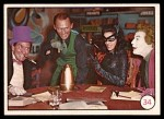 1966 Topps Batman Bat Laffs #34   Penguin / Riddler / Catwoman & Joker Front Thumbnail
