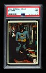 1966 Topps Batman Bat Laffs #53   Batman Front Thumbnail