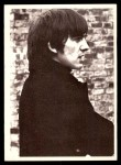1964 Topps Beatles Movie #4   George Harrison Front Thumbnail
