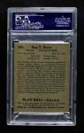 1939 Play Ball #123  Peaches Davis  Back Thumbnail