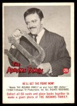 1964 Donruss Addams Family #26 AM  He'll get the point now Front Thumbnail