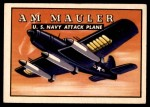 1952 Topps Wings #23   AM Mauler Front Thumbnail