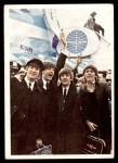 1964 Topps Beatles Color #62   The Beatles Arrive Front Thumbnail