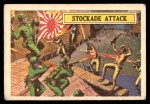1966 A and BC England Battle #22   Stockade Attack Front Thumbnail