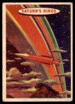 1957 Topps Space #85   Saturn's Rings  Front Thumbnail