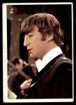 1964 Topps Beatles Color #19   John interview Front Thumbnail