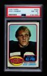 1976 Topps #220  Jack Lambert   Front Thumbnail