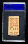 1911 T205  Ed Phelps  Back Thumbnail