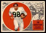 1960 Topps CFL #22  Jim Bakhtiar  Front Thumbnail