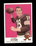1969 Topps #140  Frank Ryan  Front Thumbnail