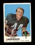 1969 Topps #237  Donny Anderson  Front Thumbnail