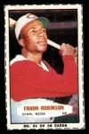 1963 Bazooka #31  Frank Robinson  Front Thumbnail