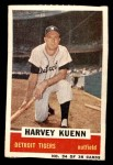 1960 Bazooka #34  Harvey Kuenn  Front Thumbnail