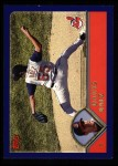 2003 Topps #19  Danys Baez  Front Thumbnail