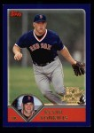 2003 Topps #311   -  Kevin Youkilis First Year Front Thumbnail