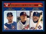 2003 Topps #339   AL HR  Leaders Front Thumbnail