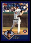 2003 Topps #16  Kerry Wood  Front Thumbnail