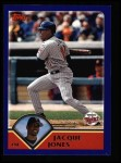 2003 Topps #112  Jacque Jones  Front Thumbnail