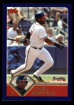 2003 Topps #130  Gary Sheffield  Front Thumbnail
