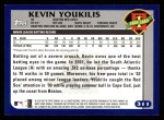 2003 Topps #311   -  Kevin Youkilis First Year Back Thumbnail