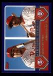 2003 Topps #322   -  Marlon Byrd / Jorge Padilla Future Stars Front Thumbnail