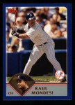 2003 Topps #455  Raul Mondesi  Front Thumbnail