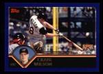 2003 Topps #493  Craig Wilson  Front Thumbnail