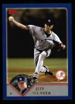 2003 Topps #529  Jeff Weaver  Front Thumbnail