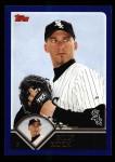 2003 Topps #549  Billy Koch  Front Thumbnail