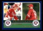 2003 Topps #682   -  Prospects - Chase Utley / Gavin Floyd Phillie Prospects Front Thumbnail