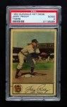1953 Glendale Hot Dogs  Jerry Priddy  Front Thumbnail