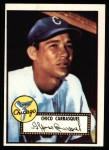 1952 Topps REPRINT #251  Chico Carrasquel  Front Thumbnail