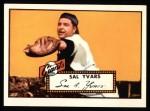 1952 Topps REPRINT #338  Sal Yvars  Front Thumbnail