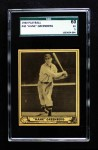 1940 Play Ball #40  Hank Greenberg  Front Thumbnail