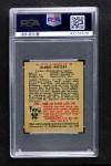 1948 Bowman #43  Albert Wistert  Back Thumbnail