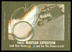 1963 Topps Astronauts #49   -  Scott Carpenter Astronaut Carpenter Back Thumbnail