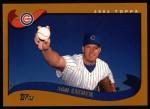 2002 Topps #169  Jon Lieber  Front Thumbnail