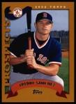 2002 Topps #313  Freddy Sanchez   Front Thumbnail